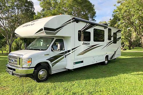 Best RV fleet to rent in Miami